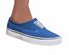Skater Kicks Blue