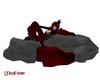 LPF red pillows