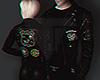 [R] Jacket Moto Camu