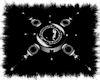 DJFloorLaser/B/W