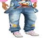 Donald Duck Bibs (F)