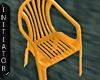 ♞ Plastic Chair
