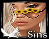 Sunflower Glasses