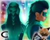 (C) Serpenta Hair