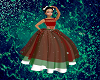 Youth Girl ChristmasGown