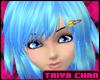 TC  Kawaii hair - Sky!