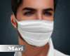 !M! Surgical Face Mask M