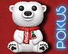 AD Coca Cola Bear Funko
