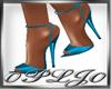 Heels - Blue