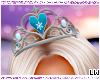 >Girl Ice Crown
