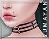Black Cage Collar