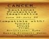 Zodiaco Cancro