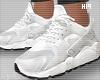 Platinum White Huarache
