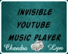e YouTube Music Player