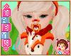 kids kid love fox orange baby fun cute kawaii bright fox foxy ba