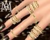 *DELTA Gold Rings/R*