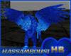 [HB]LION PETS BLUE HB