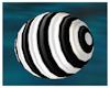 Black White Beach Ball