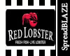 Red Lobster Carryout Bag