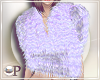 Tonya Faux Fur Lavender