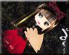 Doll-red skirt