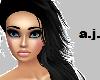 Black doll hair *AJ*