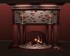 V-Day 2020 Fireplace