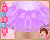 ! ✿ Kids Purple Tutu *