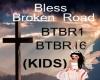 (KIDS) The Broken Road