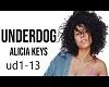 Alicia Keys-Underdog