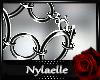 *N Nicole Braclet R