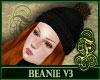 Beanie V3 Auburn