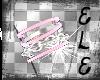 [Ele]GLAM Bangle Pink L