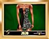 Janis Leopard Dress