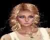 Abagail Blonde Streaked