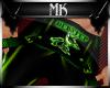 !Mk! Toxic Dub Pants M