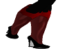 Bat Woman Boots
