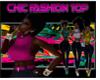 Chic Fashion Shoes pink