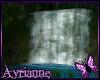[A] Moonlit Waterfall