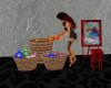R&R Anim Toy Basket