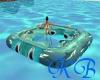 (K) Shark Float