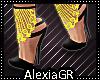 [A] Margie Yellow Heels