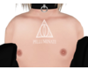 Pilluminati Tattoo White