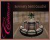 Serenity Semi Sofa