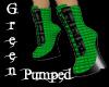 !PUMPED! Green