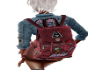 (SS)Sexy Pink Backpack
