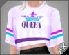 ~AK~ Queen Crop Top
