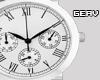 G   Platinium Watch
