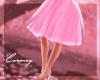 C- Tulle Skirt PINK