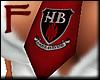 Custom HB Scool Tie F